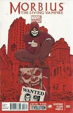 Morbius: The Living Vampire #3 | May 2013 | MARVEL Comics