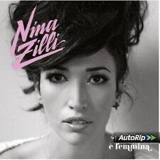 NINA ZILLI - L'AMORE E' FEMMINA *  CD POP-ROCK ITALIANA