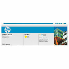 Genuine HP Color 824A Original LaserJet Yellow Toner Cartridge CB382A 6015 6040
