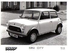 Mini Automobile Press Kit and Press Photo