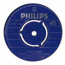 "Black Blood & Thembi - Kirie Kirio - 7"" Record Single"