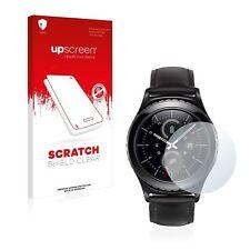 Samsung Gear S2 classic , upscreen® Scratch Clear Premium Screen Protector