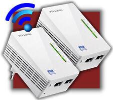 TP-LINK TL-WPA4220 KIT AV500 ★ WIFI WLAN ★ Powerline Netzwerkadapter ★ 2er Set