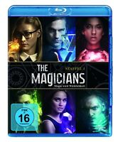 THE MAGICIANS-STAFFEL 1 (JASON RALPH, STELLA MAEVE,...) 3 BLU-RAY NEU
