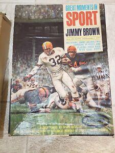 Jimmy Brown Aurora Model