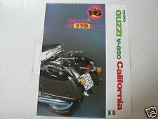 PROTAR MOD17 MOTO GUZZI V-850 CALIFORNIA BIG SCALE 1:8 ,MOTORCYCLE