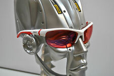 Occhiali RPJ JEWEL White/Red Shiny Lens Racing Red/GLASSES RPJ JEWEL WHITE/RED S