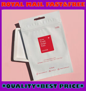 1x COSRX Acne Pimple Master Red Patch 2021 24 patches *UK FAST*
