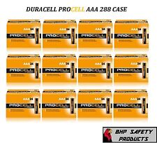 AAA DURACELL PROCELL BATTERIES 288 PK (288 BATTERIES) *ALWAYS FRESH INVENTORY*