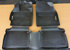 SALE HUSKY WEATHERBEATER FRONT & REAR BACK FLOOR LINERS 2010-2013 Toyota Prius