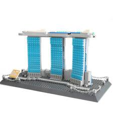 Bausteine 4217 Weltberühmtes Landschaft DIY Gebäude Modellbausätze 881pcs
