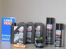 Sistema de Mantenimiento Honda Xl 700 Transalp filtro de aceite bujía Servicio