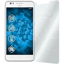 2 x HTC Desire 10 Lifestyle Glas-Folie klar  Panzerglas für Desire 10 Lifestyle