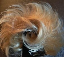 Hair Scrunchie Wrap Hair Piece Ponytail Extension Wavy Curly Straight Spiky