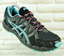 ASICS GEL FUJI TRAINER 2 GTX Womens Running Trainers Shoes Size 7 UK 40.5 EU