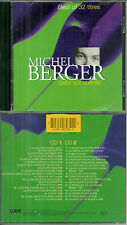 MICHEL BERGER : Le meilleur de MICHEL BERGER / BEST OF ( 2 CD )