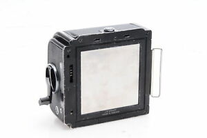 Hasselblad A12 V-Button Roll Film Back Black #167