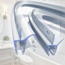 Duschdichtungen Duschkabine Duschwand Dichtung Dusche Glastür Gummilippe Magnete