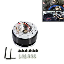 Quick Release Hub Adapter Snap Off Boss Kit  for Auto Car 6 Hole Wheel Steering
