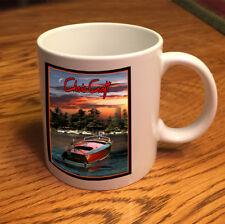 Chris Craft Barrel back vintage Boat - Gift Coffee Mug