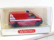 Wiking 608 05 28 VW Transporter Feuerwehr OVP (N6502)