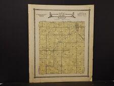 Iowa, Shelby County Map, Clay Township, 1921  K5#09