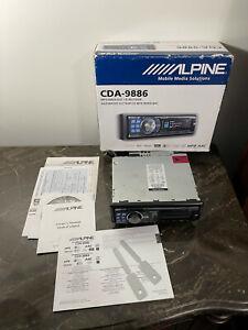 Alpine CDA-9886
