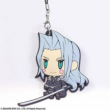 Square Enix Trading Rubber Strap 3 Cellphone Charm Final Fantasy VII 7 Sephiroth