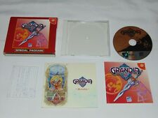 Dreamcast (NTSC-JAP): Grandia 2 (II) Special Package