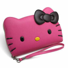 Hello Kitty Synthetic Leather Mobile Phone Cases