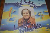 NEIL SEDAKA     LAUGHTER IN THE RAIN       LP   POLYDOR  1974
