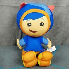 """Team Umizoomi GEO Plush Toy Doll Fisher Price Mattel Nick Jr. 9"""" 2011"""