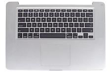 "NEW 661-5297 Apple Top Case w/ Keyboard, Anti-Glare for Mac Pro 15"" Mid 2009"