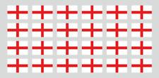 Kfz-Aufkleber Flagge England Set R#3 (30 mm x 20 mm)