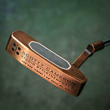 New listing Scotty Cameron Studio Style Newport Copper Finished GSS Insert Circle T W/HC