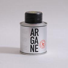 Huile d'argan cosmétique BIO cru -Bidon de 100 ml