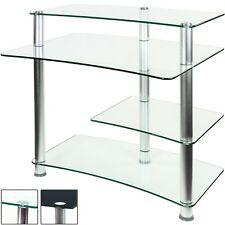 Stilista DESIGN VERRE TABLE D'Ordinateur Bureau Pc Bureau table