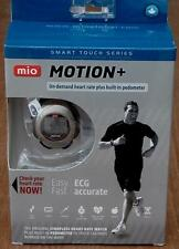 Mio Motion Smart Touch Series Heart Rate Pedometer - BRAND NEW IN BOX