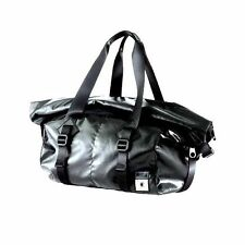 Puma By Mihara Roll Down Boston Messenger Bag Color Black-Python