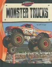 Monster Trucks (Full Throttle) (Edge Books: Full Throttle)-ExLibrary