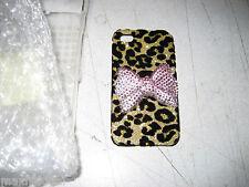 NEW iPhone 4 case, snap on, fun, w/warranty