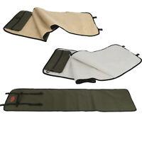 Tourbon Rifle/Shotgun Cleaning Mats Cleaner Maintenance Pocket 2 Lining Colors