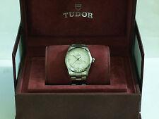 Hombre Vintage Rolex Tudor Oyster Príncipe Reloj Automático 7909 Caja De Acero Inoxidable