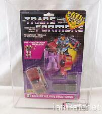 Transformers Original G1 AFA 80 Stunticon Dead End W/ Decoy MOSC 80/80/90