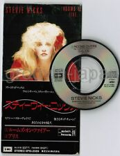 "STEVIE NICKS Rooms On Fire JAPAN 3"" CD XP10-2089 Unsnapped Fleetwood Mac FreeSH"