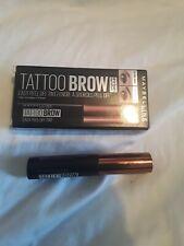 Maybelline Tattoo Brow Easy Peel Off Tint - Medium Brown - New