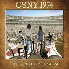 Crosby Stills Nash & Young, Crosby, Stills & Nash - Csny 1974 [New CD]