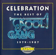 CELEBRATION: THE BEST OF KOOL & THE GANG (1979-1987) / CD - TOP-ZUSTAND