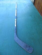 """Vintage Wooden 54"""" Long Hockey Stick Louisville Tps Crossfire"""