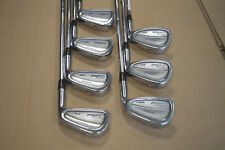 TITLEIST 690 CB FORGED IRONS 4-PW DYNAMIC GOLD LITE STEEL STIFF +1/2""